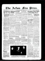 Acton Free Press (Acton, ON)7 Nov 1946