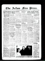 Acton Free Press (Acton, ON)14 Nov 1946