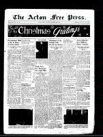 Acton Free Press (Acton, ON)24 Dec 1946