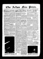 Acton Free Press (Acton, ON)16 Jan 1947
