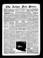 Acton Free Press (Acton, ON), January 23, 1947