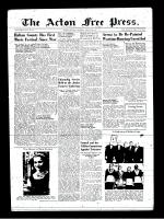 Acton Free Press (Acton, ON)24 Apr 1947
