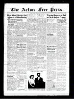 Acton Free Press (Acton, ON), May 1, 1947