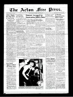 Acton Free Press (Acton, ON)22 May 1947