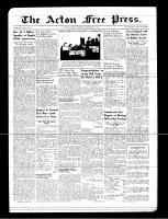Acton Free Press (Acton, ON)30 Oct 1947