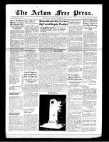 Acton Free Press (Acton, ON)13 Nov 1947
