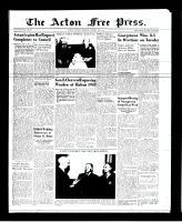 Acton Free Press (Acton, ON)22 Jan 1948