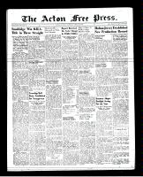 Acton Free Press (Acton, ON)15 Apr 1948