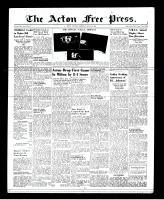 Acton Free Press (Acton, ON), May 27, 1948