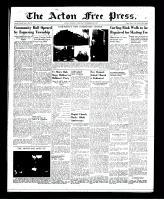 Acton Free Press (Acton, ON)4 Nov 1948