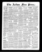 Acton Free Press (Acton, ON), November 25, 1948