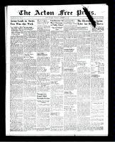 Acton Free Press (Acton, ON), December 9, 1948