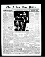 Acton Free Press (Acton, ON)31 Mar 1949