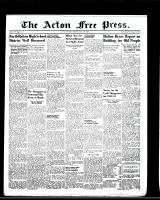 Acton Free Press (Acton, ON)14 Jul 1949