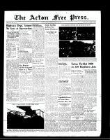 Acton Free Press (Acton, ON)18 Aug 1949