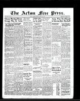 Acton Free Press (Acton, ON), August 25, 1949