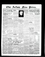 Acton Free Press (Acton, ON)8 Sep 1949