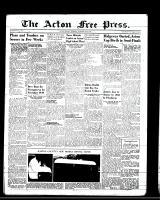 Acton Free Press (Acton, ON)22 Sep 1949