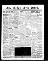 Acton Free Press (Acton, ON)29 Sep 1949