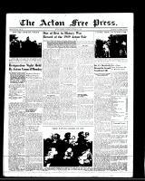 Acton Free Press (Acton, ON), October 6, 1949