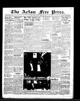 Acton Free Press (Acton, ON)27 Oct 1949