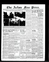 Acton Free Press (Acton, ON)17 Nov 1949