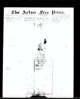 Acton Free Press (Acton, ON), November 24, 1949