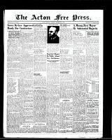 Acton Free Press (Acton, ON)8 Dec 1949