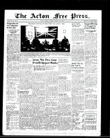 Acton Free Press (Acton, ON)12 Jan 1950