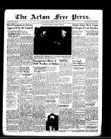 Acton Free Press (Acton, ON)19 Jan 1950