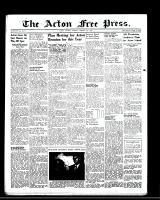 Acton Free Press (Acton, ON)9 Feb 1950