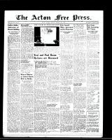 Acton Free Press (Acton, ON)23 Feb 1950