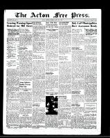 Acton Free Press (Acton, ON)20 Apr 1950