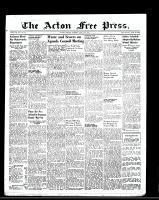Acton Free Press (Acton, ON)27 Apr 1950
