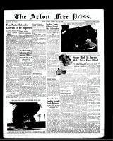 Acton Free Press (Acton, ON)25 May 1950