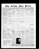 Acton Free Press (Acton, ON)1 Jun 1950