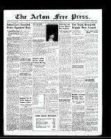 Acton Free Press (Acton, ON)15 Jun 1950