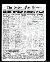 Acton Free Press (Acton, ON)13 Jul 1950