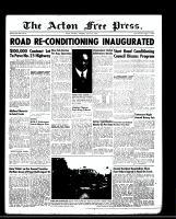 Acton Free Press (Acton, ON)27 Jul 1950