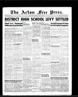 Acton Free Press (Acton, ON)10 Aug 1950