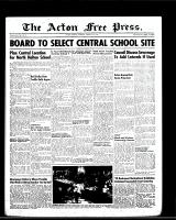 Acton Free Press (Acton, ON)31 Aug 1950