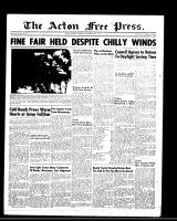Acton Free Press (Acton, ON)28 Sep 1950