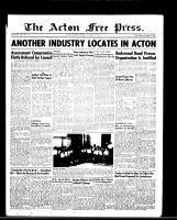 Acton Free Press (Acton, ON)5 Oct 1950