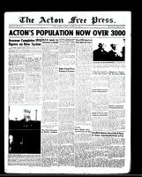Acton Free Press (Acton, ON)19 Oct 1950