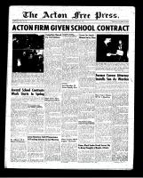 Acton Free Press (Acton, ON), January 18, 1951