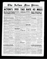 Acton Free Press (Acton, ON)22 Feb 1951