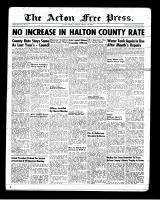 Acton Free Press (Acton, ON)15 Mar 1951