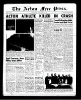 Acton Free Press (Acton, ON), April 12, 1951