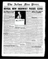 Acton Free Press (Acton, ON)3 May 1951