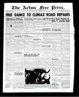 Acton Free Press (Acton, ON), September 13, 1951